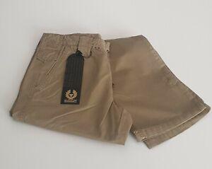 Belstaff-71419671056-Pantalone-Jeans-Uomo-Col-Beige-tg-varie-50-OCCASIONE