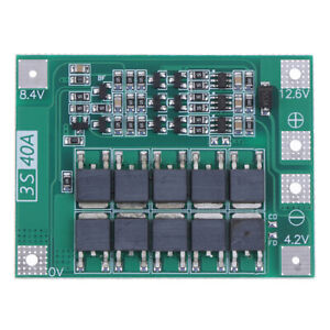 3S-40A-18650-Li-Ion-Lithium-Battery-Charger-Protection-Board-For-Drill-Mo-I1