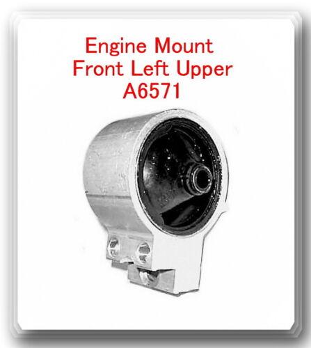 A6571 Engine Mount Font Left Upper Fits Acura Integra Honda Civic Civic Del Sol