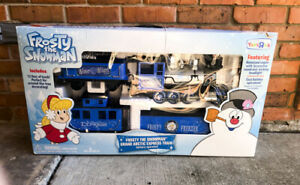 Frosty-the-Snowman-Grand-Arctic-Express-Train-Set-SEE-VIDEO-Toys-R-Us-Exclusive