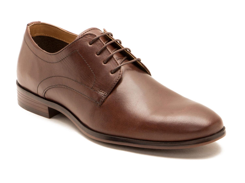 Red Tape Silwood pelle brown Formale da men shoes da Derby Spedizione 45£