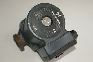 caldaia di Used pompa 25 Grundfos 60 Circolatore Ups Warranty 50 1 130 4gfnxq1w