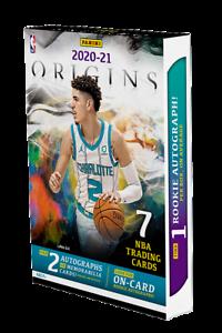 2020-21 PANINI ORIGINS BASKETBALL - *NEW FACTORY SEALED HOBBY BOX**