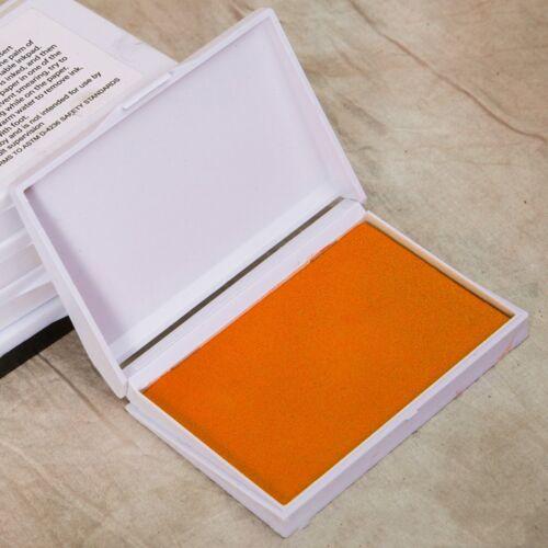 Newborn Baby Handprint Footprint Imprint Clean-Touch Ink Pad Photo Frame Kit DIY