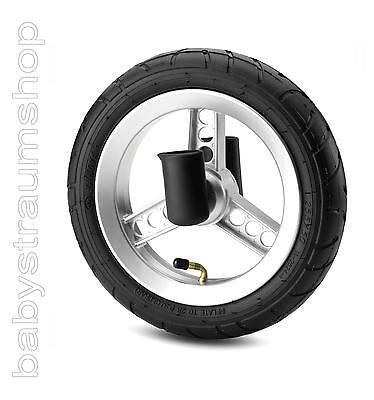 Quinny Speedi ORIGINAL Vorderrad-Reifen Mantel 1 x Schlauch 1 x