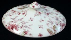 Johnson Brothers ROSE CHINTZ Lid for Round Covered Vegetable Bowl GOOD CONDITION