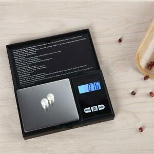 For-Kitchen-Jewellery-Gold-Mini-Digital-Weighing-Scales-0-01-To-200-Grams-UK