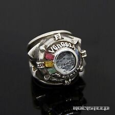Katekyō Hitman Reborn Vongola Silver Ring(cupronickel )