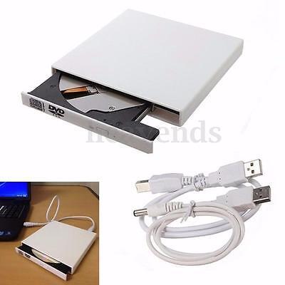 Graveur de CD-RW Lecteur Combo RAM DVD CD±RW CD-ROM Externe USB 2.0 PR PC LAPTOP