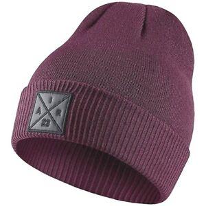 berretto in maglia jordan