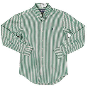 Polo New Dress Shirtgreen About And Ralph Lauren Stripes Details White Classic Fit SpUVzqM