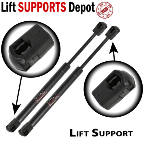 """Qty 2 10mm Nylon End Lift Supports 7.5/"""" Extended x 70lbs"""