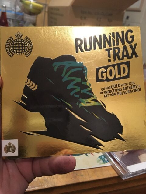 Running Track 3 CD Ministry Of Sound Various Artists