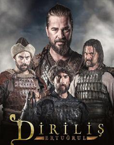 Details about PART 1 ERTUGRUL TURKISH SERIES IN ARABIC LANGUAGE DVD COPY  مسلسل ارطغرل