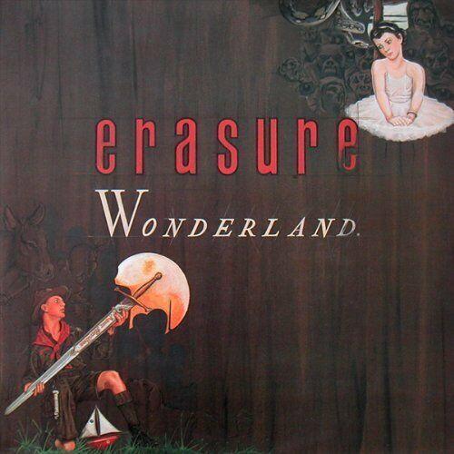 Erasure Wonderland (1986)  [LP]