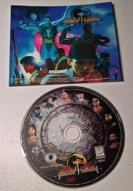 Mortal Kombat 4 (PC, 1998)
