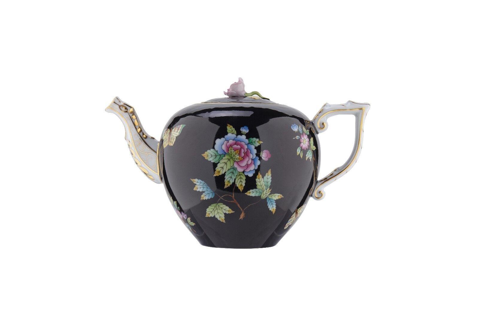 Herend Victoria porcelana jarra jarra jarra tetera té cafetera cafetera. Patrón de 12d092