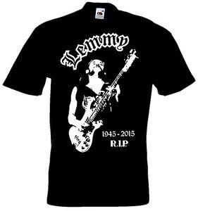 Lemmy-T-Shirt-RIP-Musicshirt-Rock-n-Roll-Heavy-Metal-S-bis-5XL-Fan-Art