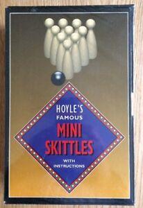 New & Sealed-hoyle La Célèbre Mini Smarties-afficher Le Titre D'origine Blanc De Jade