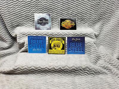Dean Markley SIX Sticker Set.....