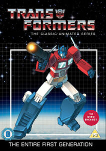 Transformers-The-Classic-Animated-Series-DVD-2014-Gwen-Wetzler-cert-PG-13