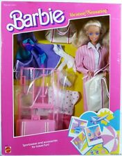 BARBIE  vacation sensation Pink Fashion NRFB 1988