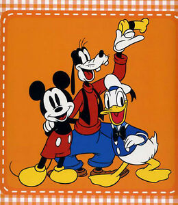 Image Is Loading Disney The Classic Gang Mickey Mouse Goofy Donald