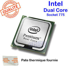 Processeur Intel Pentium Dual-Core E5300 processeur 2,6GHZ SLGTL