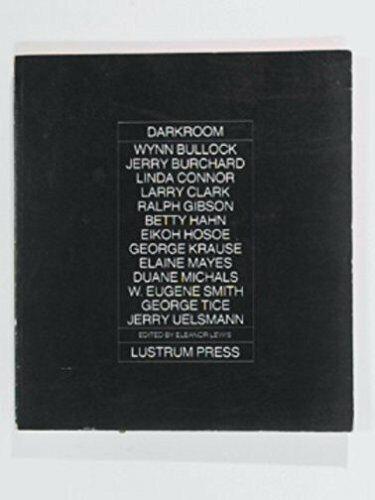 DARKROOM By Eleanor Lewis