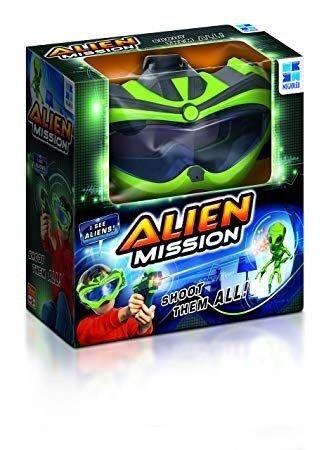 Blandet legetøj, Alien Mission