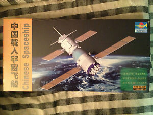 Trumpeter-Chinese-Spaceship-New-in-Box-and-sealed-1-72-scale