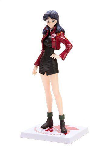 Evangelion New Movie Edition Katsuragi Misato Vol5 PVC figure