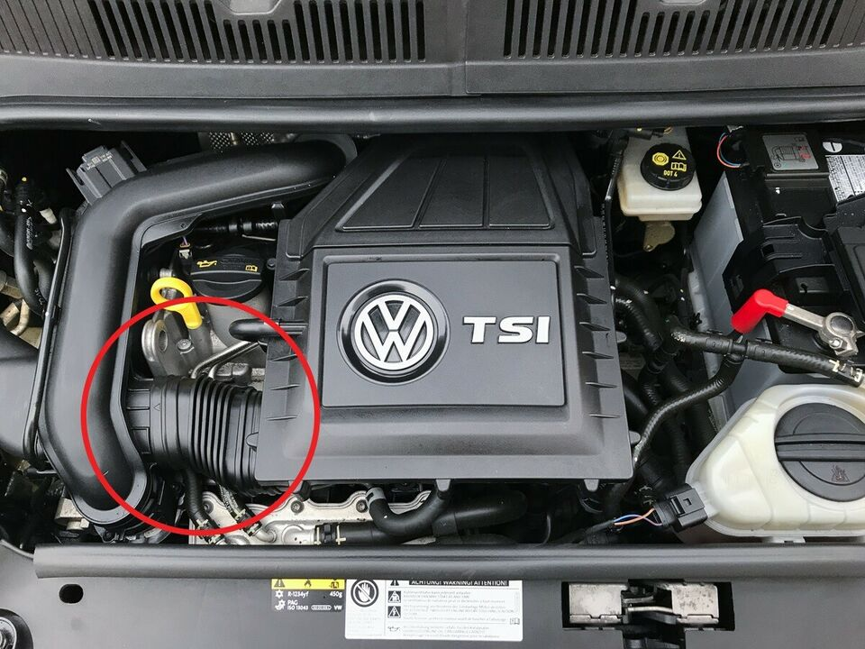 Andet biltilbehør, LUFTKANAL 1.0 TSI