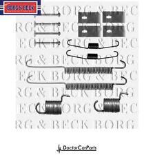 Brake Pad Fitting Kit Rear for SUZUKI VITARA 2.0 98-10 GRAND J20A RF RHW RHZ BB