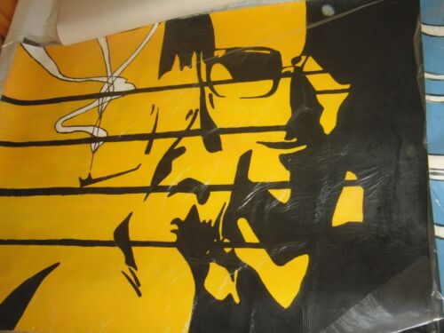 Cowboy Bebop anime oil painting NOT print poster.Hand painted framing available.