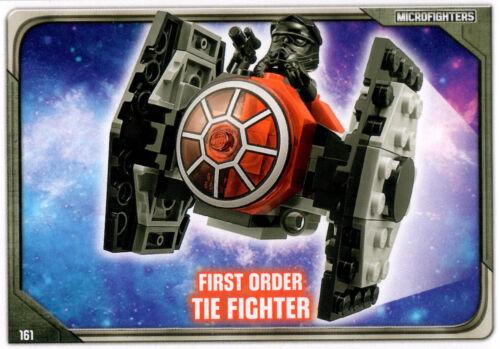 Lego Star Wars Serie 1 Trading Card Cards Collection aus 250 Karten aussuchen