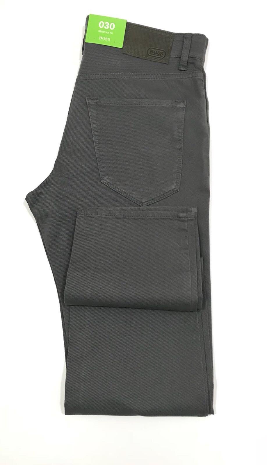 Hugo Boss Men's Stretch Regular Fit Jeans  | Schön geformt  | Perfekt In Verarbeitung  | Offizielle Webseite