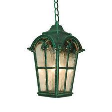 Outdoor Hanging Pendant Lantern Lamp  Light Lighting  OTN0022-H-VG