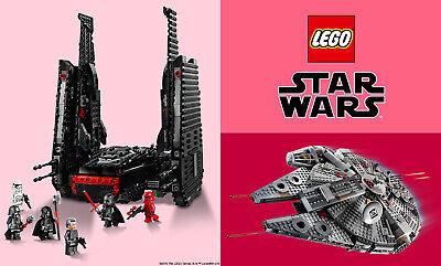 New LEGO® Star Wars™ Sets