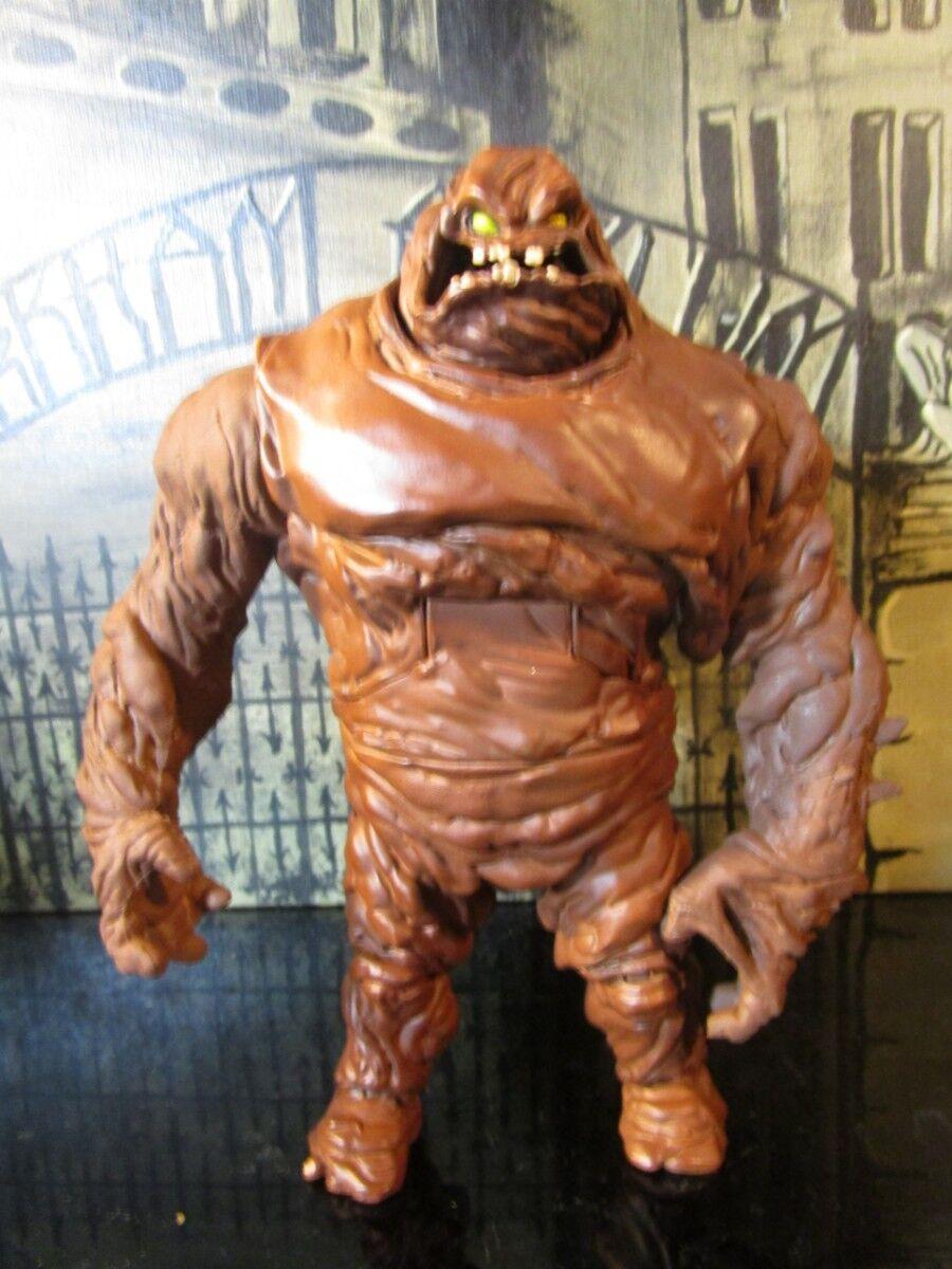 DC Universe Classics Fist of Clay Batman vs CLAYFACE 6.75  Action Figure Mattel