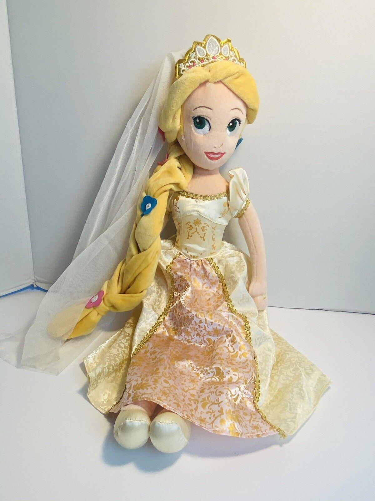 Unibearsity Costume For Plush Doll Rapunzel Wedding Tangled Disney Japan For Sale Online Ebay