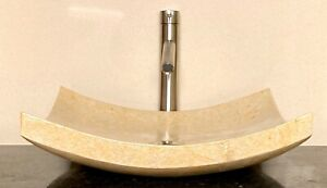 Stone-sink-vessel-sinks-bathroom-rustic-sink-marble-travertine