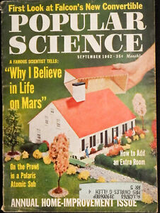 Popular-Science-Magazine-September-039-62-Cars-Space-Boats-Vintage-tech-diy-details