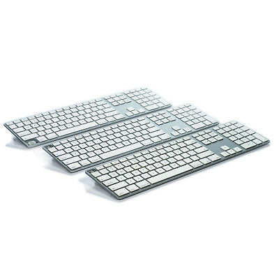 Lot of (3) Genuine Apple Aluminum Wired Keyboard A1243 for Parts Not  Working 609015001707 | eBay