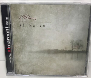 Al Marconi Alchemy  (2015)   CD, Album  used good condition UK free post