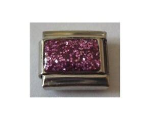 9mm-Italian-Charm-Purple-Glitter-Fits-Classic-Size-Bracelet