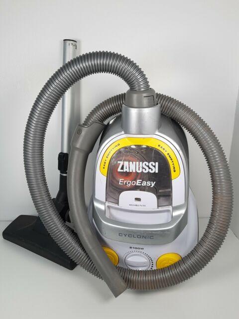Zanussi Cyclonic Vacuum hoover cleaner Bagless ZAN7620 SL241G 2100W