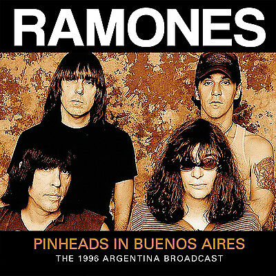 THE RAMONES New Sealed 2019 UNRELEASED BUENOS AIRES LIVE 1994 CONCERT CD |  eBay
