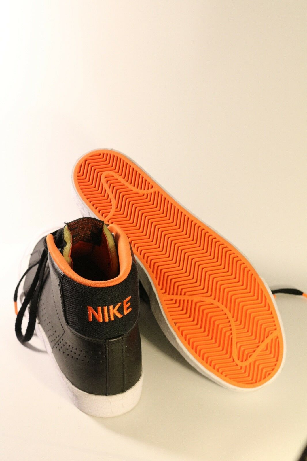 Nike SB blazers black high-top sneakers Men's size 10.5 Brand New