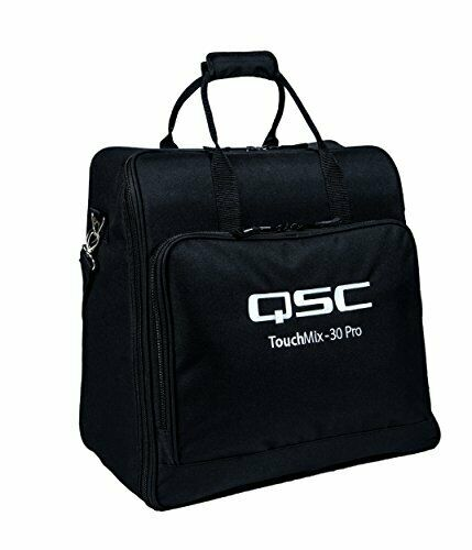 Padded Carry Bag for 32 Channel Digital Mixer w  Accessory Pouch (20 x 10 x 19 )